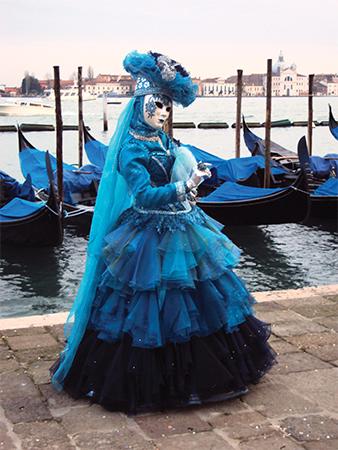 Carnaval de Venise blog voyage Mes Souvenirs de Voyage costume