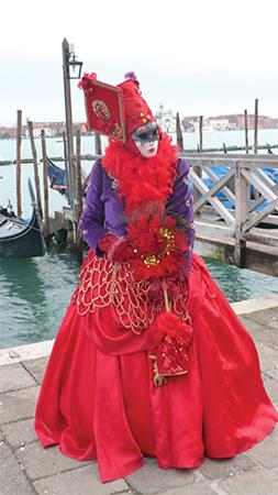 Carnaval de Venise blog voyage costume Mes Souvenirs de Voyage