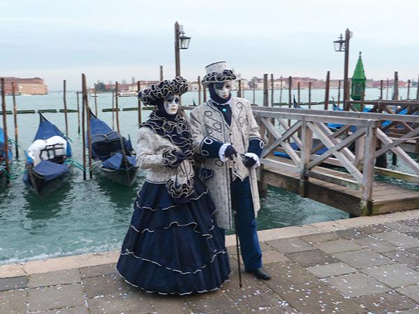 Costumes Visiter Venise en 4 jours Blog Voyage MSDV Mes Souvenirs de Voyage