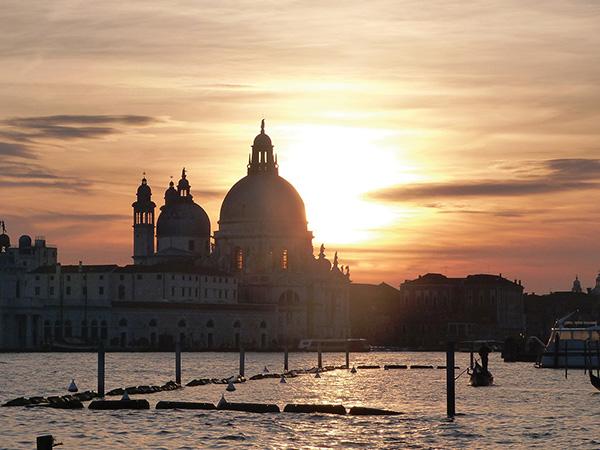 Coucher de soleil Visiter Venise en 4 jours Blog Voyage MSDV Mes Souvenirs de Voyage