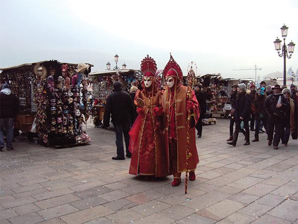 Défile Visiter Venise en 4 jours Blog Voyage MSDV Mes Souvenirs de Voyage