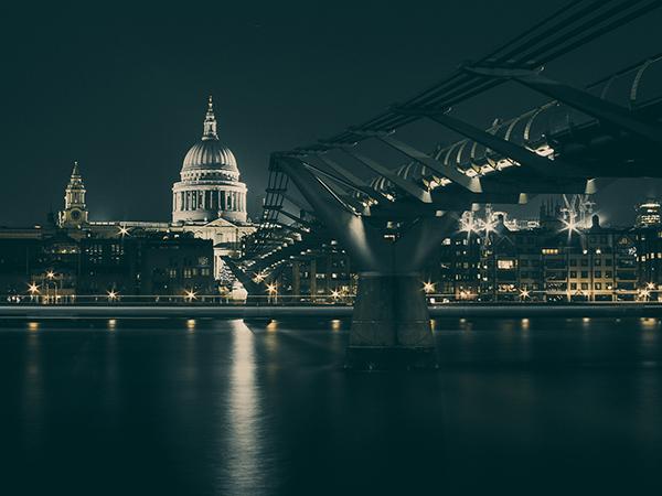 Envie de Londres la nuit blog voyage