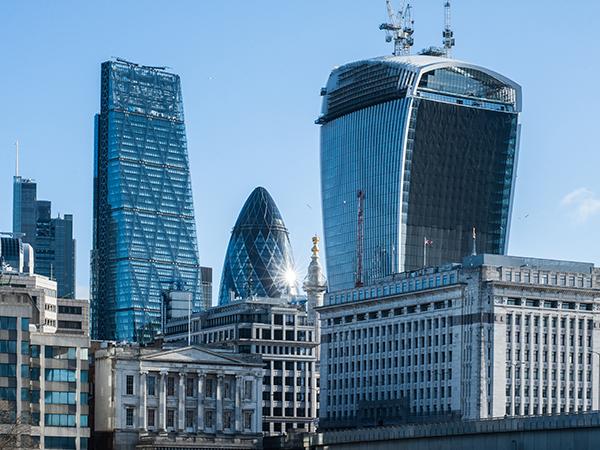 La City de Londres envie de Londres