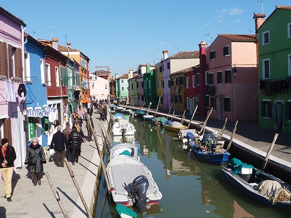 Murano maisons de couleur Visiter Venise en 4 jours Blog Voyage MSDV Mes Souvenirs de Voyage