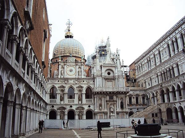 Palais des Doges Visiter Venise en 4 jours Blog Voyage MSDV Mes Souvenirs de Voyage