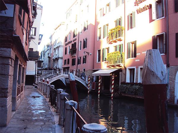 Ruelle Visiter Venise en 4 jours Blog Voyage MSDV Mes Souvenirs de Voyage