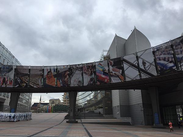 Architecture Bruxelles Parlement