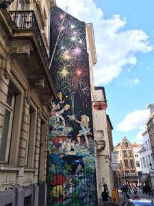 BD Feu d'artifice Bruxelles