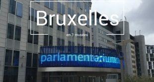 Bruxelles en 3 musees
