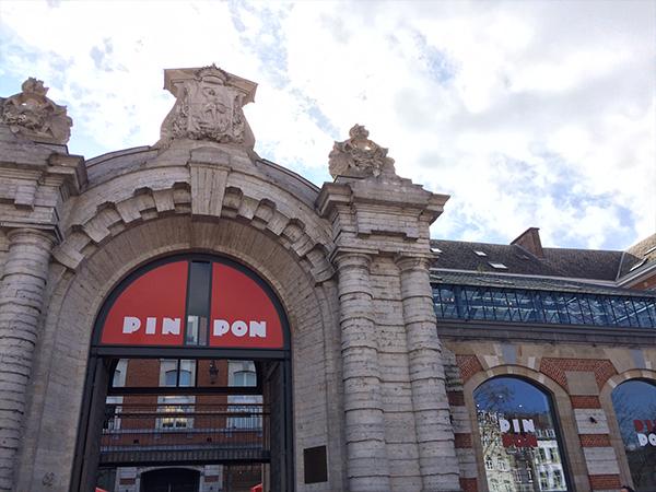 Café PinPon Marolles Bruxelles