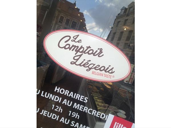 Comptoir liégeois lille bonnes adresses à Lille