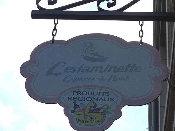 Estaminette Epicerie Lille bonne adresse