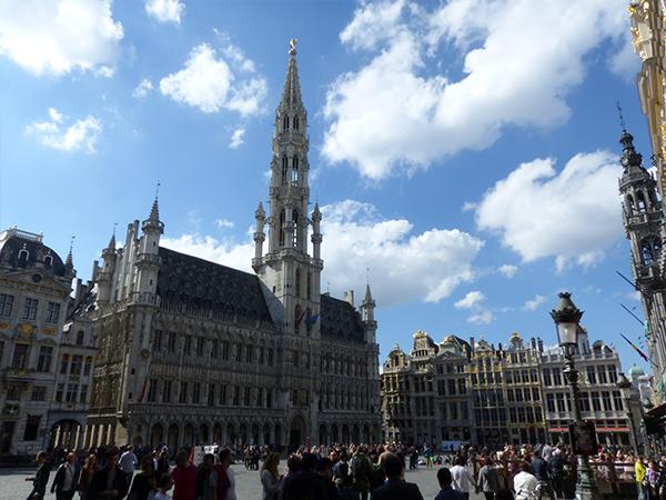 Grand'place Bruxelles