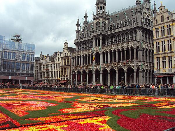 Hotel de ville Bruxelles Grand'Place