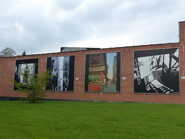 Jardin musée de la Photo Charleroi