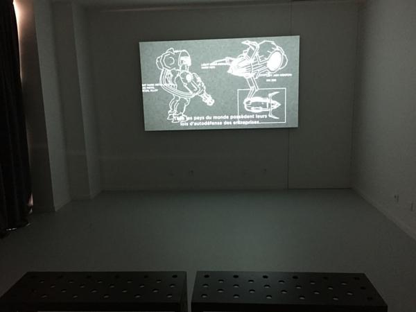 Musée BSP22 Charleroi Film