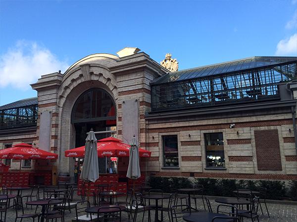 PinPon café Marolles Bruxelles