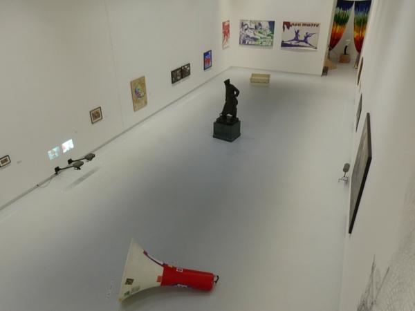 Salle Blanche BPS22 Charleroi