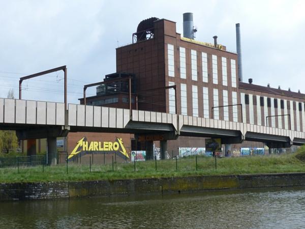 Urbex charleroi usines