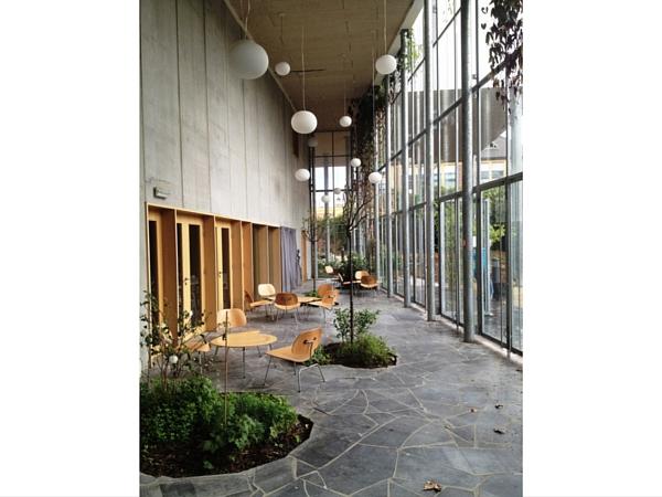 patio intérieur musée de la photographie charleroi