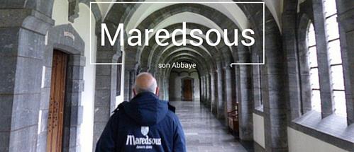 Visite de l'Abbaye de Maredsous