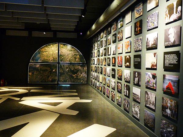 Citadelle Terra Nova Exposition Namur