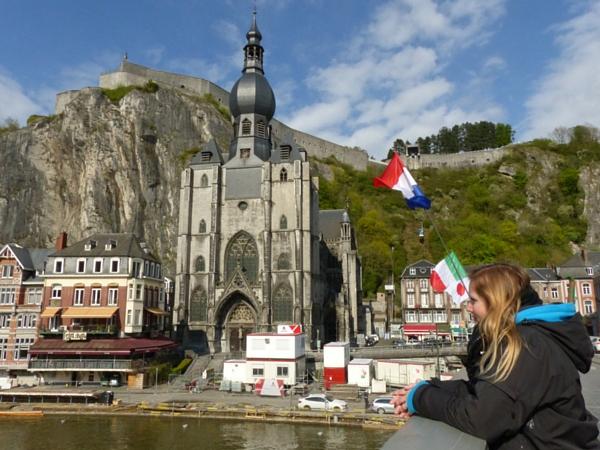 Citadelle et Eglise Dinant