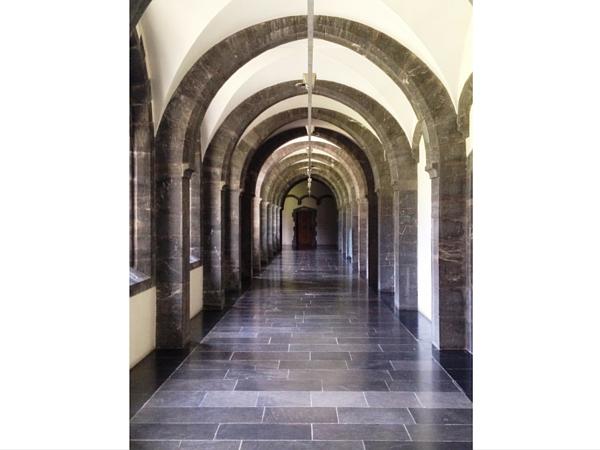 Couloir Abbaye