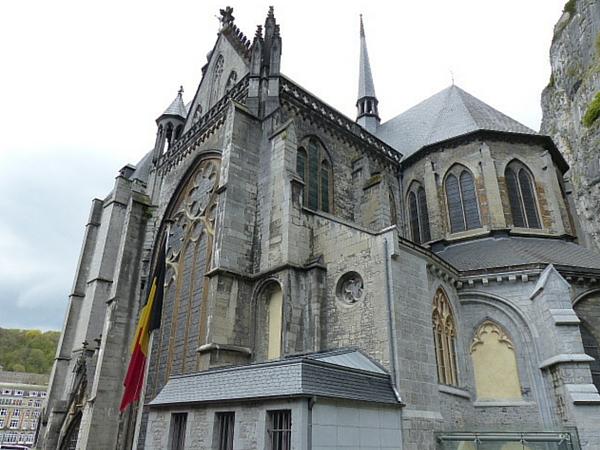 Eglise Dinant gothique
