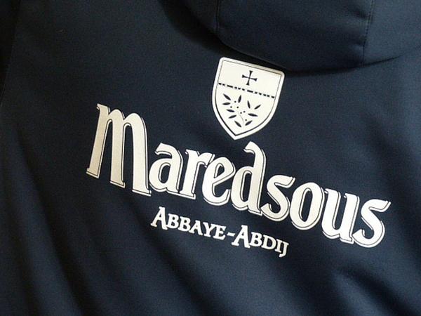 Maredsous Abbaye Logo