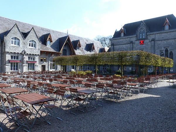 Place Abbaye Maredsous
