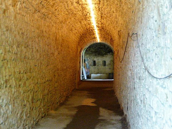 Souterrain Citadelle Namur