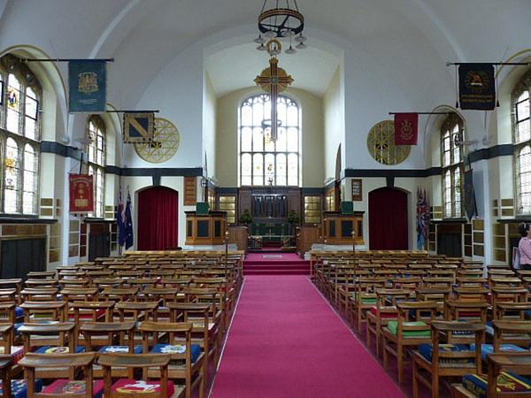 Eglise Anglicane Ypres