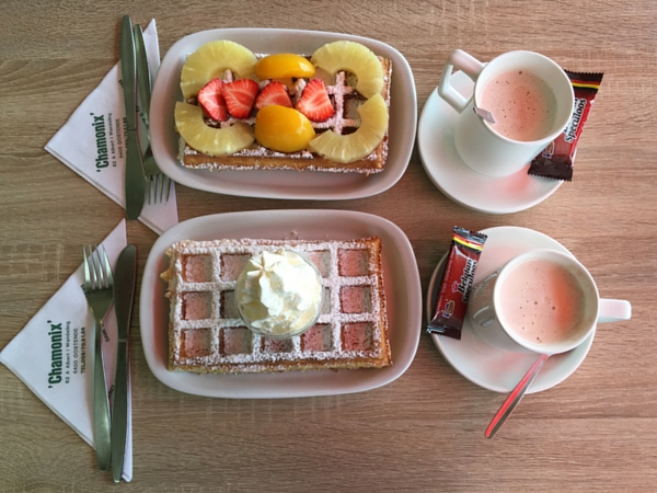 Gaufre Ostende où manger