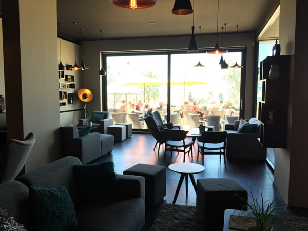 Hotel Andromeda lounge café