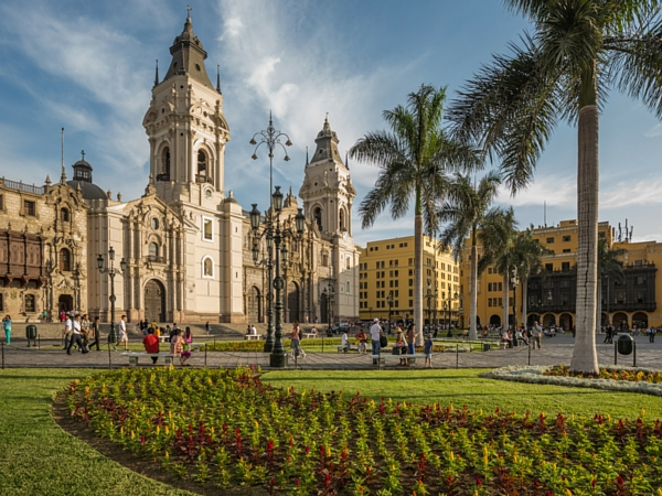 Lima Envie de Perou
