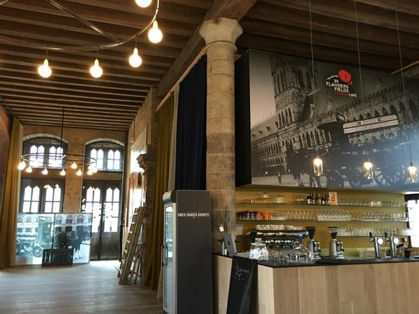 Restaurant Ypres Musée