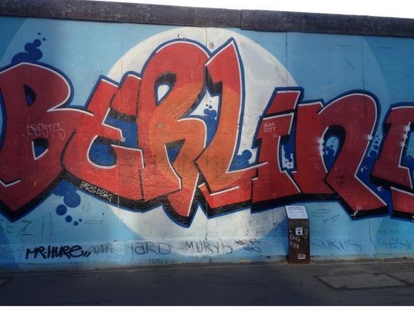 Street Art Berlin Europe