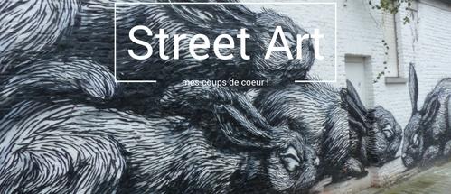 Street Art : mes coups de coeur