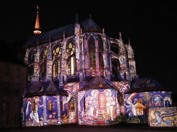 Chartres en Lumières - découvrir Chartres