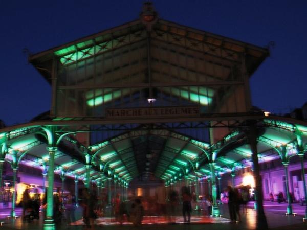 Halle Chartres en lumières - découvrir Chartres