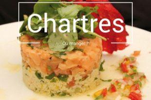 Ou manger a Chartres