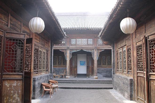Courtyard-hotel-pingyao