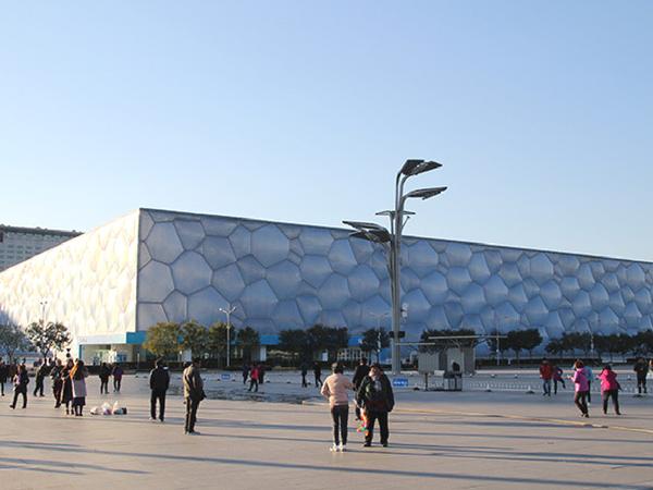 cube-d-eau-pekin-architecture-moderne Visiter Pekin