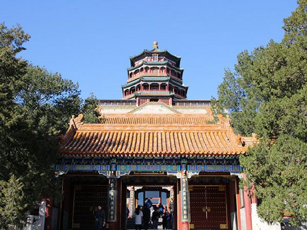 palais-d-ete-pekin Visiter Pekin