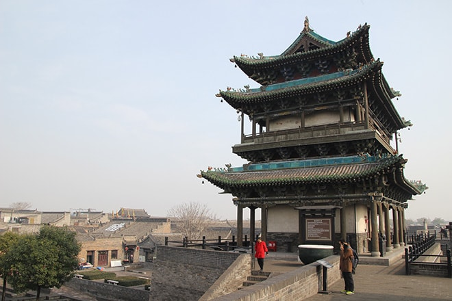 rempart-pingyao