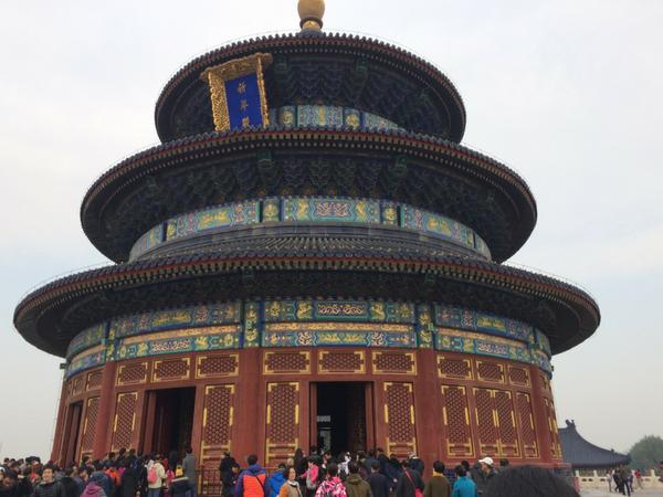 temple-du-ciel-pekin Visiter Pekin