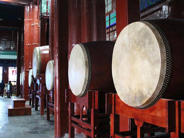 tour-tambour-peking Visiter Pekin