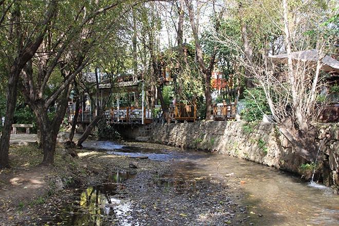 rivière Shuhe Yunnan Chine
