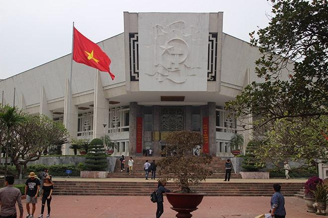 Musée Ho Chi Minh Hanoi Vietnam